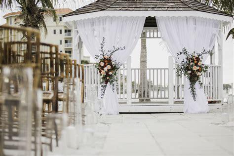 St Petersburg Waterfront Wedding Venue Isla del Sol Yacht
