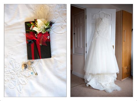 traditional wedding at st s church bocking in essex