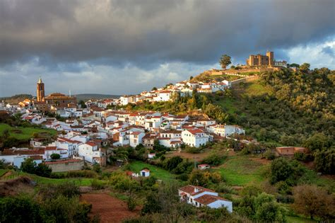 cortegana andalucia most huelva villages spain towns andalousie southern espagne charming holiday