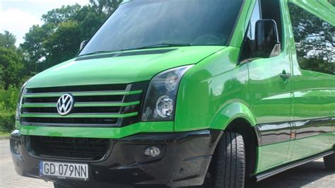 Vw Crafter Tuning Quot Snake Quot 2017r