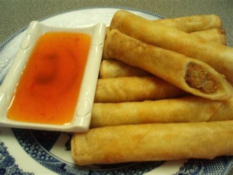 Lumpia Shanghai Filipino Recipe