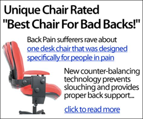 read these informative back office chair reviews