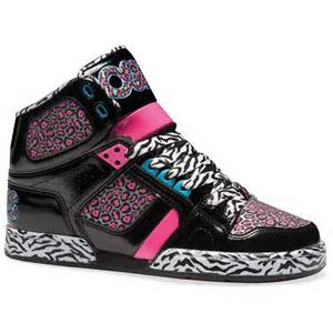 Zebra Osiris Shoes for Girls