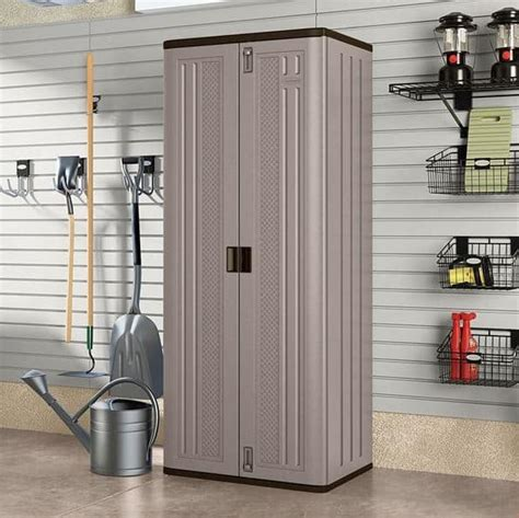 Suncast Vertical Storage Shed Shelves - vertical storage shed who has the best