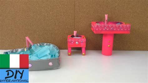 Sedie Per Bambini Fai Da Te : Lavandino Fai Da Te (lavandino Per Barbie