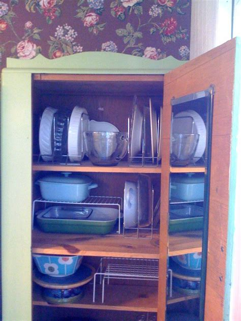 Inexpensive Kitchen Pantry Cabinet by Domestic Anarchy Kitchen Cabinets An Alternative