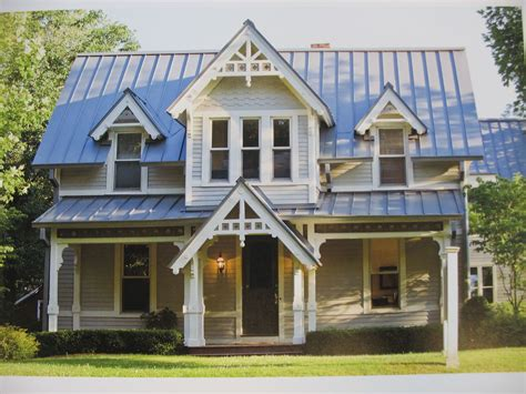 raised seam metal roof storybook cottage cabins  cottages cottage