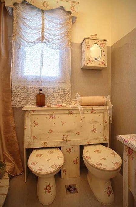 eclairage chambre a coucher led déco wc shabby