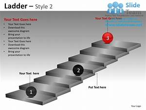 Ladder Style 2 Powerpoint Presentation Slides Db Ppt Templates