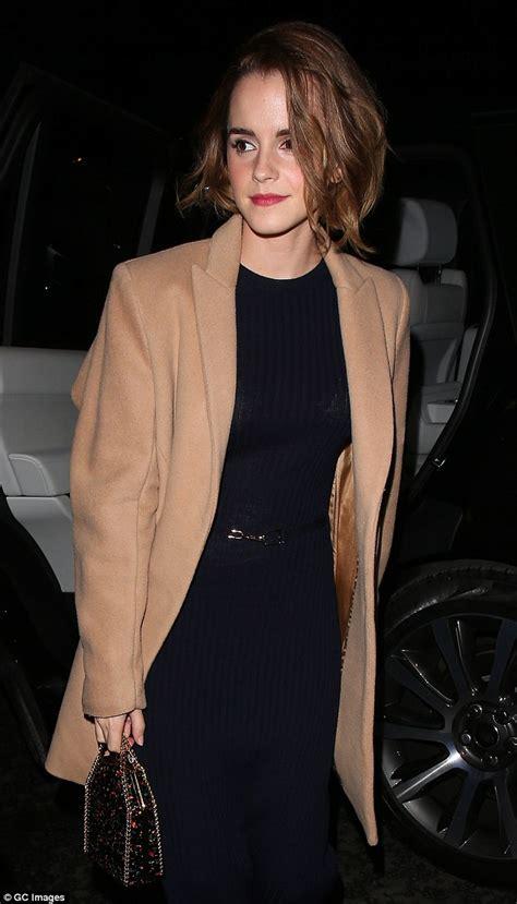 Emma Watson Debuts Newly Cropped Locks Instagram After