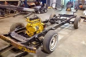 Caterpillar Diesel Engine Swap