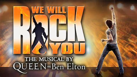 We Will Rock You  Sydney Lyric Theatre