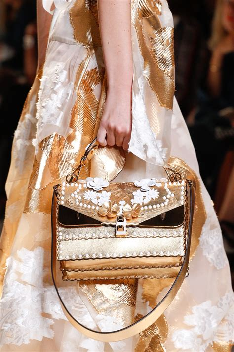 Latest Fendi Bags Collection Is Stylishly Made With All ...