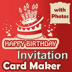 Birthday Invitation Card Maker Android Apps on Google Play