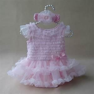 Aliexpress.com : Buy Newborn Baby Girl Ruffle Dress ...