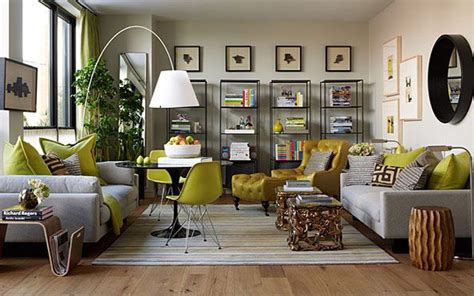 Model Home Decorating: Elle Décor Modern Life Concept House