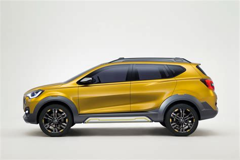 New Datsun by Datsun Cars Datsun Go Cross Concept Previews New Low Cost Suv
