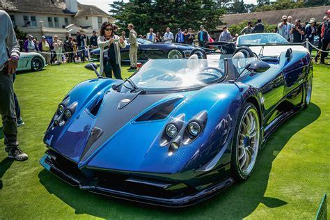 Pagani Zonda Barchetta by Horacio Pagani Zonda Hp Barchetta The Most Expensive Car
