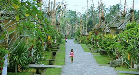 penglipuran village bali places  interest tourist