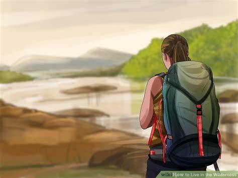 wilderness wikihow step