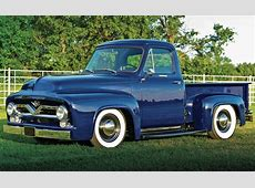 Classic 1955 Ford F100 Pickup Trucks For Sale CarsFor