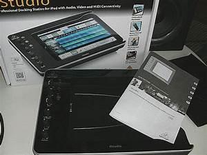 Test  Behringer Istudio Is202  Audio  Midi Dockingstation