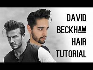 David Beckham Inspired | Disconnected & Slicked Back ...