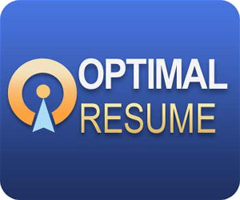 optimum resume