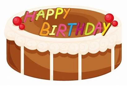 Cake Birthday Clipart Happy Cakes Paintball Transparent