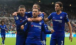 Newcastle 1-2 Chelsea AS IT HAPPENED: Maurizio Sarri ...
