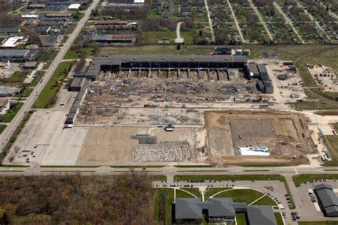 chrysler stamping plant demolition independence