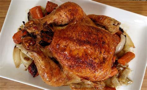 Ina Garten's Perfect Roast Chicken  Tiny Kitchen Big Taste