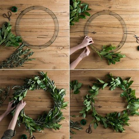 simple spring greenery wreath magnolia homes creative
