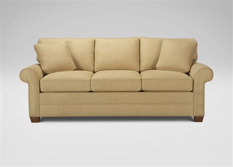 Ethan Allen Sofa Dimensions by Roll Arm Sofa Sofas Loveseats