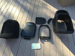 South Central Fs  2003 Harley Rear Console With Sub Enclosure - Ford F150 Forum