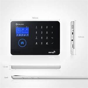 Smart Home Wlan : 2018 433mhz kabellos 3g gsm wifi diy smart home ~ Lizthompson.info Haus und Dekorationen