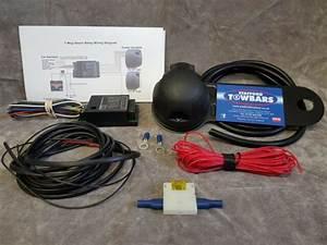7 Pin Bypass Relay Towbar Electrics Wiring Kit Volkswagen