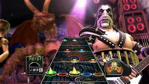 New Guitar Hero Has Redesigned Controller  First