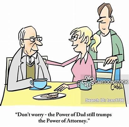 Elderly Attorney Power Geriatric Medicine Parents Care