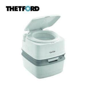 thetford porta potti 165 portable toilet grey cing caravan ebay