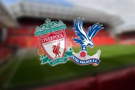 Liverpool vs Crystal Palace LIVE! Latest team news ...