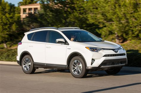 toyota rav 2016 toyota rav4 hybrid first drive review