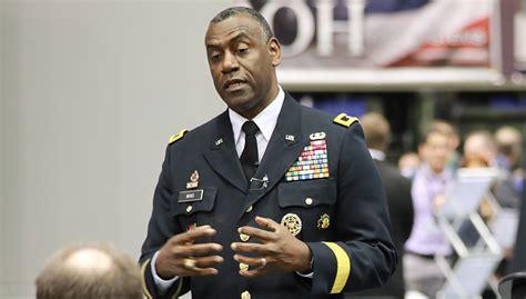 WEB EXCLUSIVE QA with Maj Gen Cedric Wins