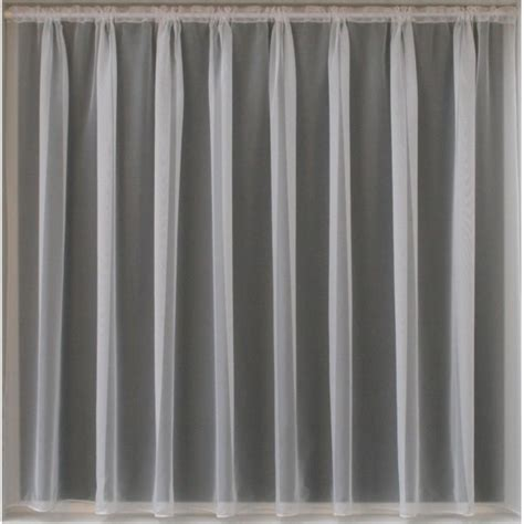 quality white net curtain the lowest price in ireland