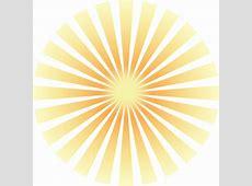 Sun Rays Clip Art at Clkercom vector clip art online