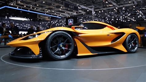 Most Horsepower In A Car by Apollo S Arrow Is A 986 Horsepower Mythical Weapon