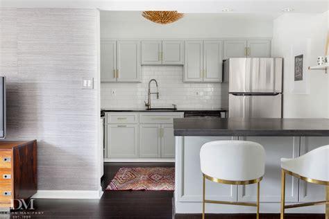 condo kitchens makeover condo kitchen makeover coventry gray cabinet benjamin 2438