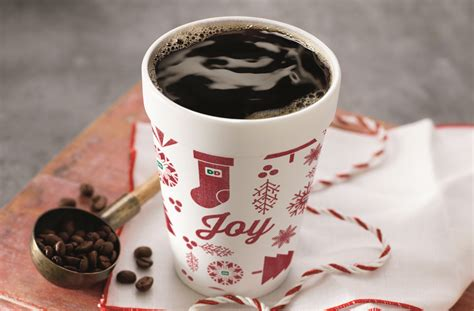 Dunkin' Donuts Wants To Add Some ~joy~ To Your Holiday Dutch Bros Coffee Anderson Ca Goodyear Cold Vector Prescott Valley Az Stock Price Jaipur Tumbler Book