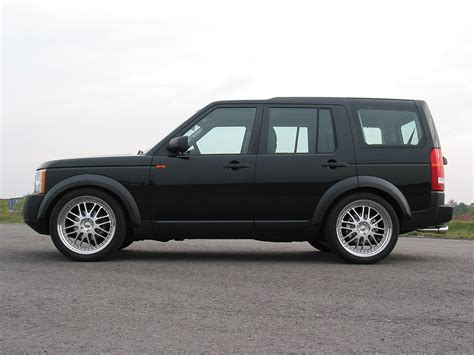 wheels land rover mad 4 wheels 2009 land rover discovery 3 by cargraphic