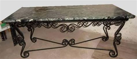 table jardin marbre fer forge achetez table basse occasion annonce vente 224 strasbourg 67 wb149576972